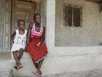 La epidemia del ébola deja 16.600 huérfanos