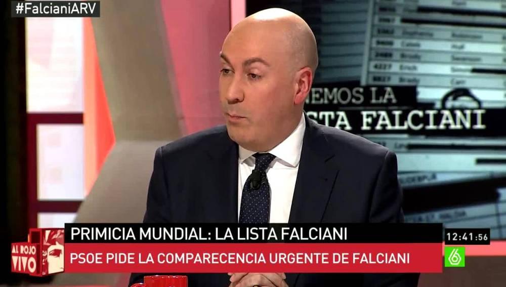 Ignacio Cardero en ARV