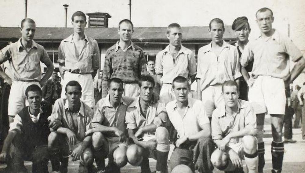 españoles en mauthausen