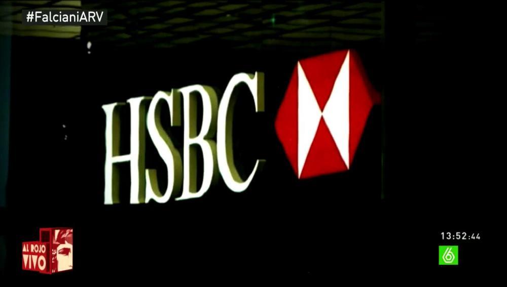 Logo del HSBC
