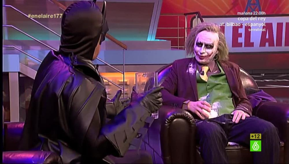 Batman y El Joker