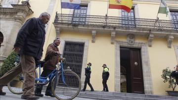 """Siete empresarios han sido detenidos en Granada en el marco de la operación """"Edu"""""""