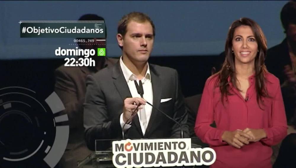 Albert Rivera y Ana Pastor