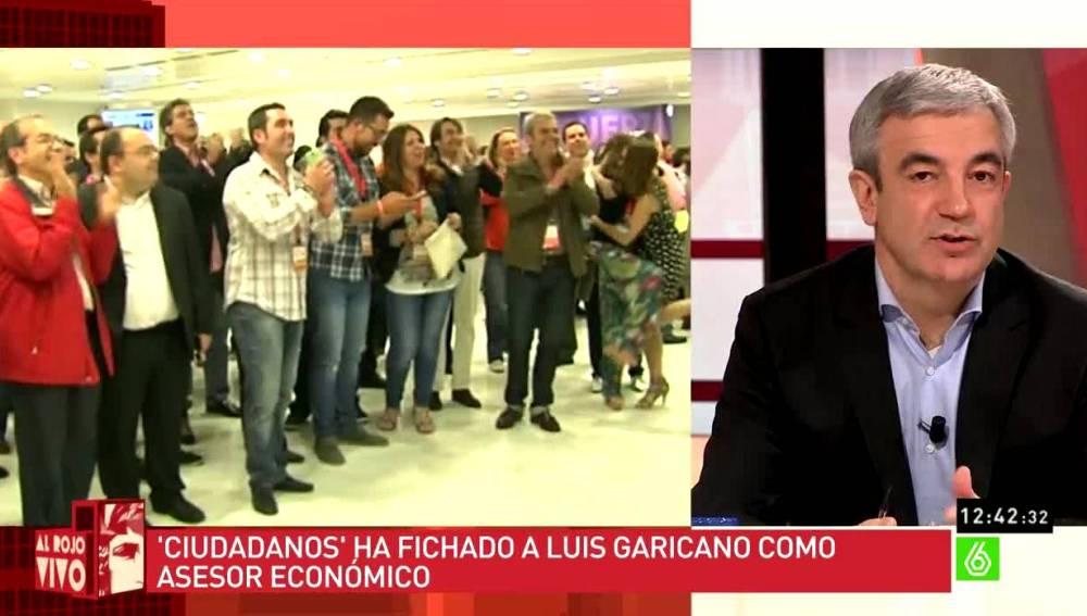 Luis Garicano en ARV