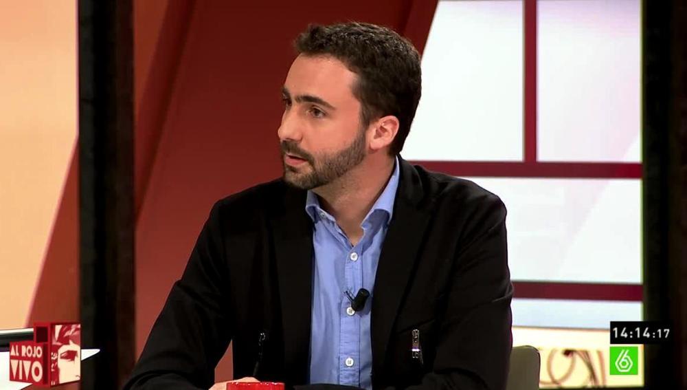 Alberto Sotillos en ARV