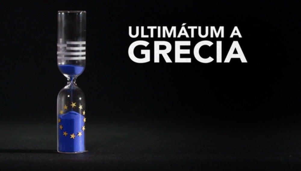 Ultimátum a Grecia