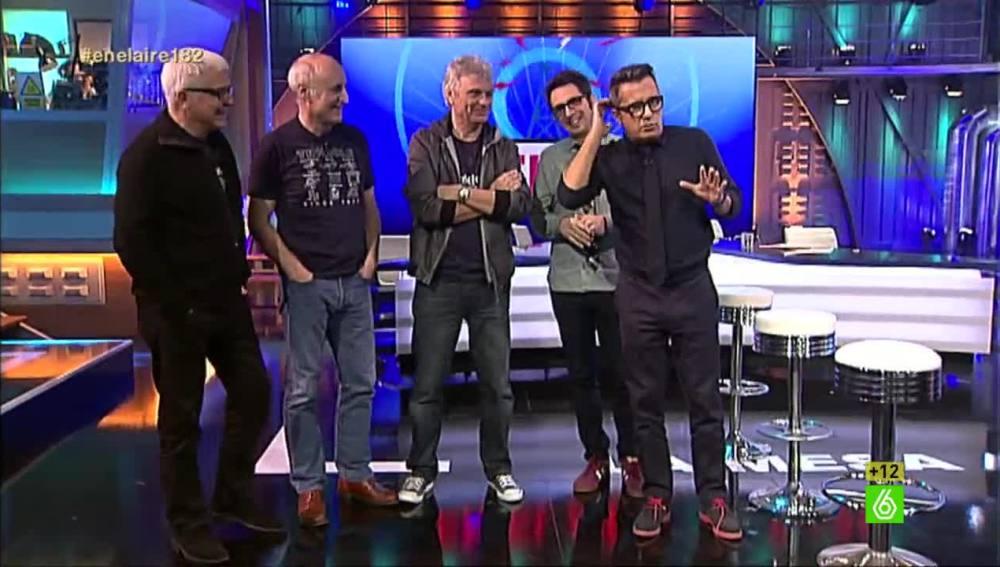 Tricicle, Berto Romero y Andreu Buenafuente