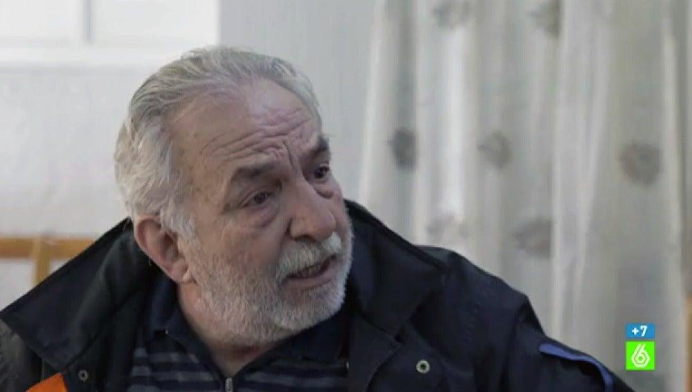 Ciudadano griego, en 'Salvados'