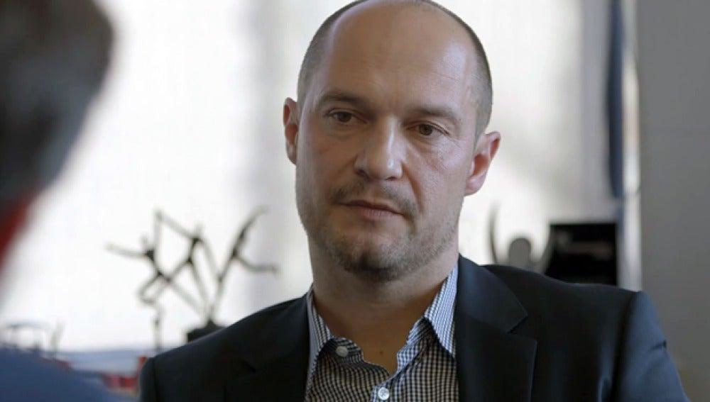 Martín Joli, director general de Toyota Material Handling