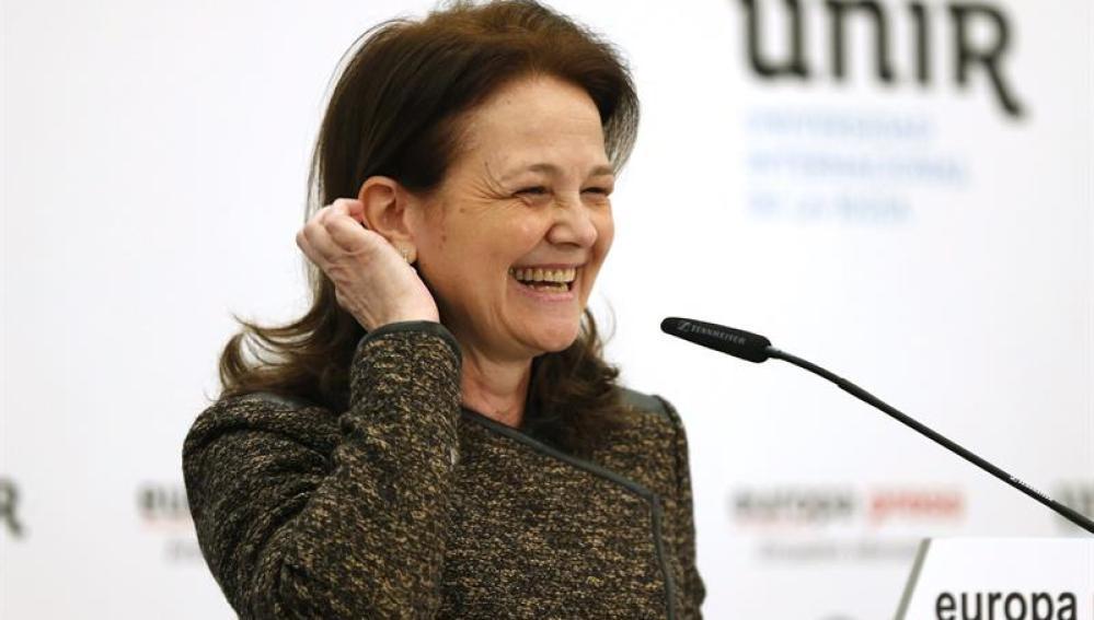 Montserrat Gomendio, secretaria de Estado de Educación