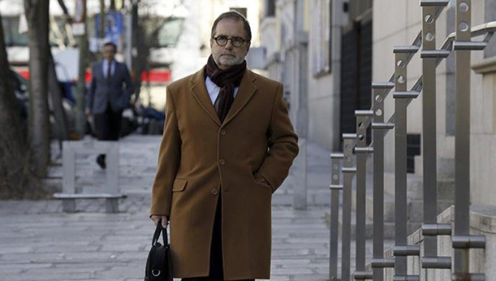 Francisco Vieira, presidente del Tribunal Superior de Justicia de Madrid