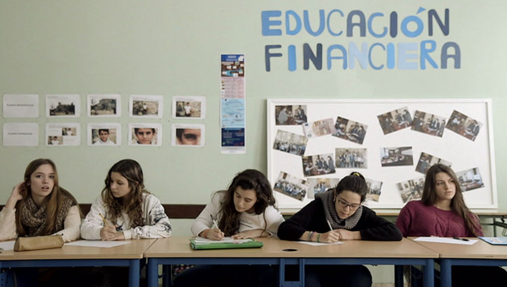 Educación financiera en Salvados