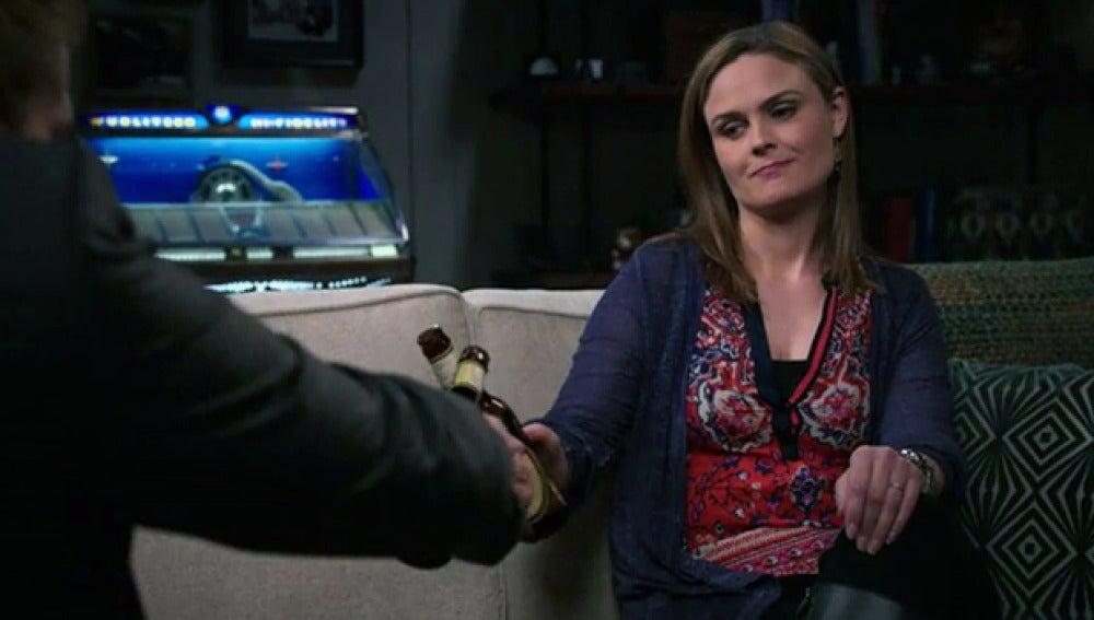 La doctora Temperance Brennan, en 'Bones'