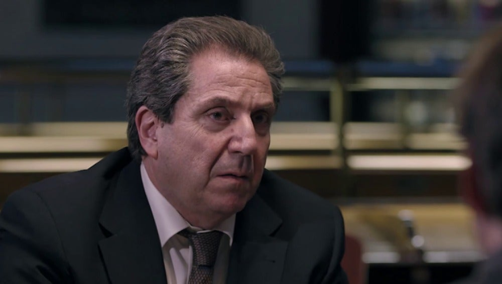 El miembro del consejo asesor de Triodos Bank Joan Antoni Melé, en 'Salvados'