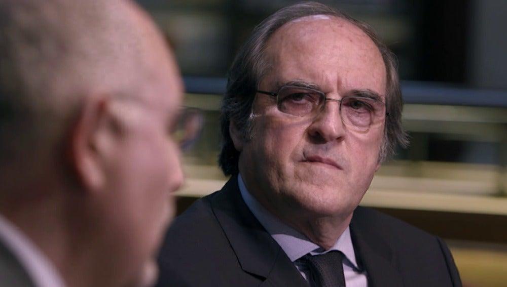 El exministro de Educación Ángel Gabilondo, en 'Salvados'