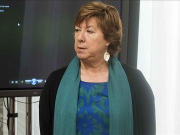 Pilar Barreiro, senadora del PP