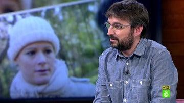 Jordi Évole habla del reportaje de Zaida Cantera en 'El Intermedio'