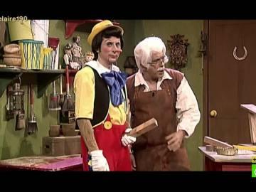 Bertocho y Geppetto