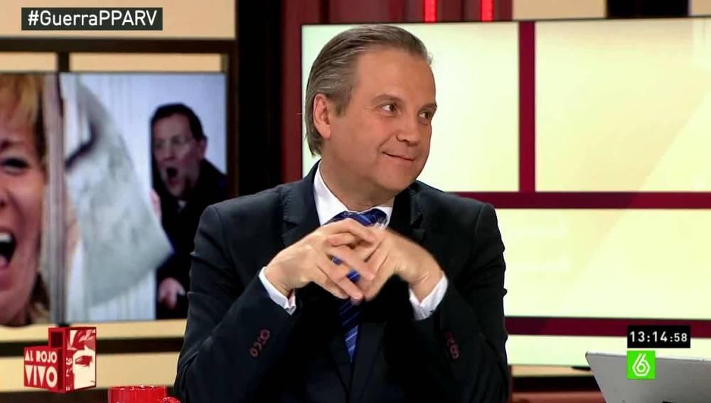 Antonio Miguel Carmona en ARV