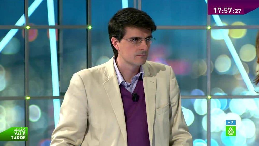 Jorge Morales de Labra en MVT