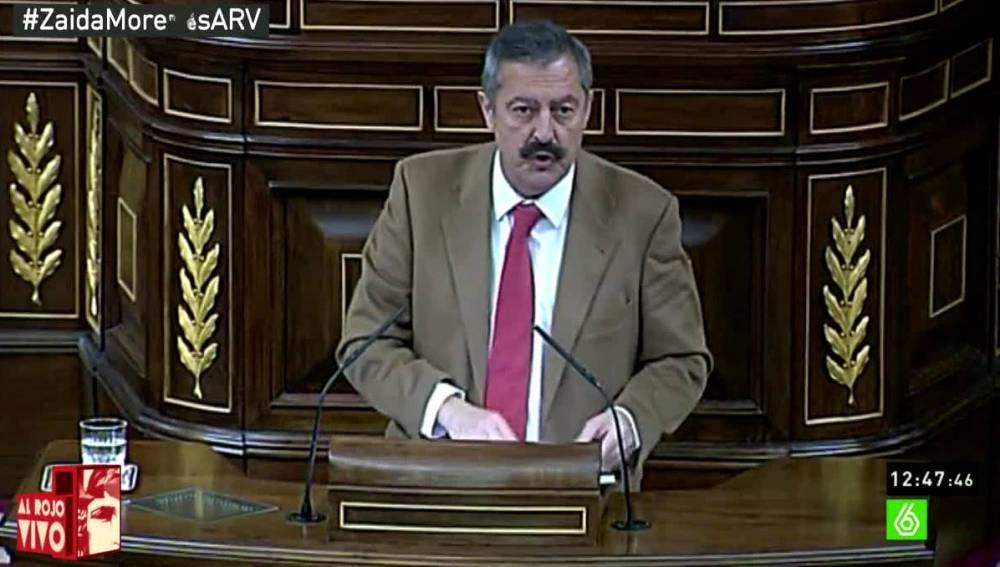 Vicente Ferrer, diputado del PP