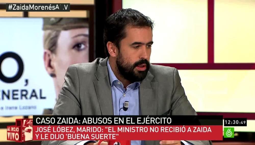 Carlos E. Cué En ARV