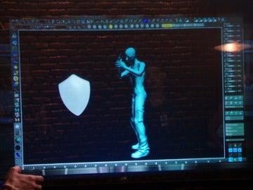 Un asesinato por celos grabado en 3D