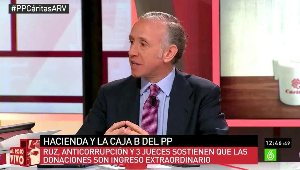 Eduardo Inda en ARV