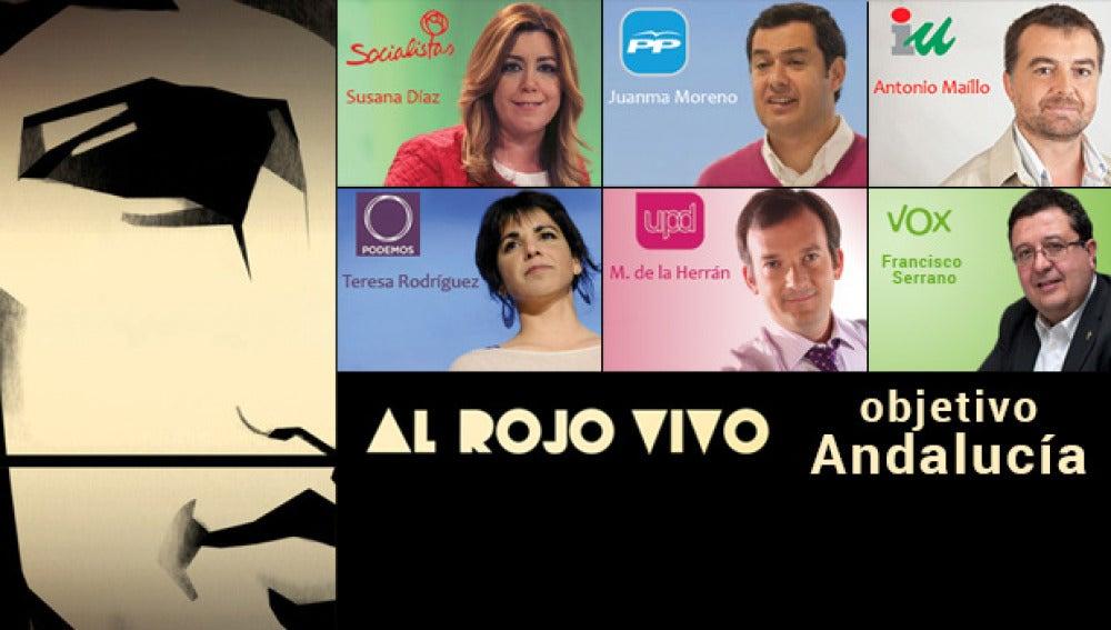 Súperdestacado elecciones Andalucía
