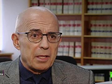 """José Manuel Gómez Benítez, artífice de la dimisión de Carlos Dívar: """"Sentí que hice un buen trabajo para los ciudadanos"""""""