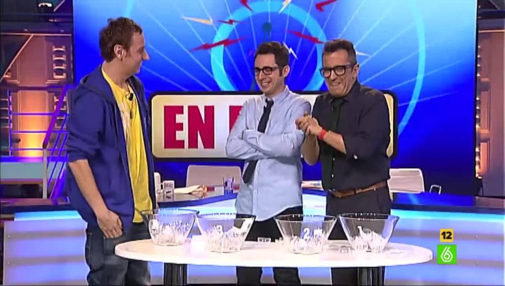 Albert Espinosa, Berto y Buenafuente
