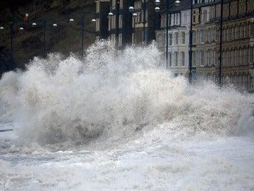 Subida de la marea