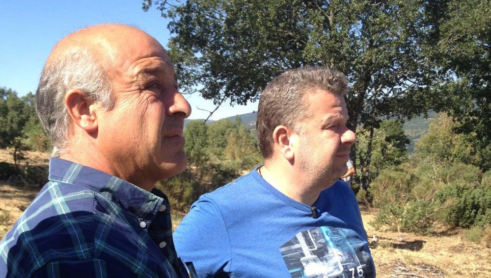 Alberto Chicote visita un olivar