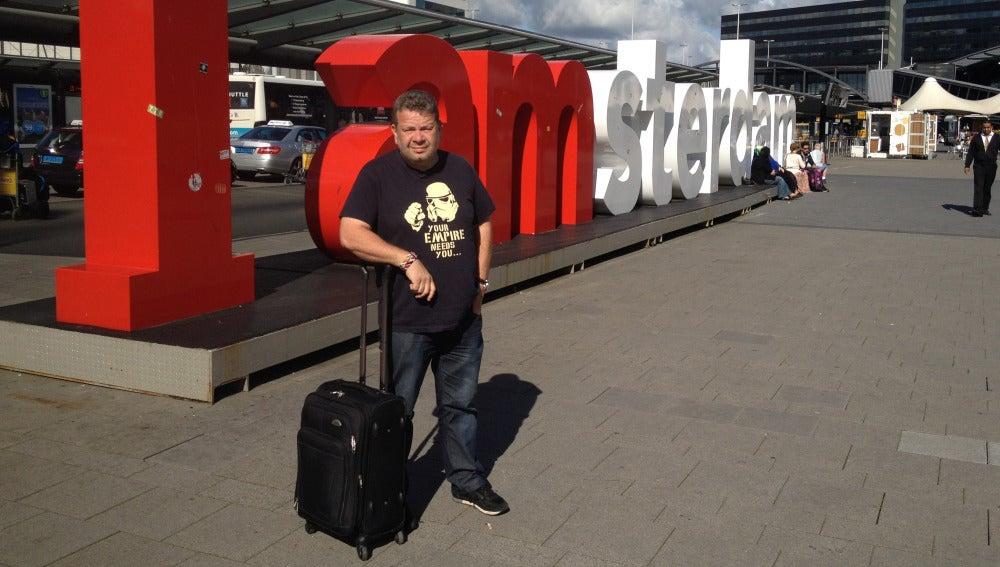 Alberto Chicote visita Amsterdam