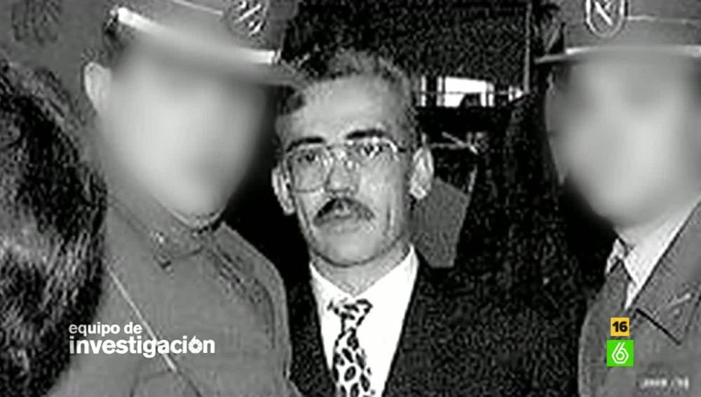 Marcial Sánchez, el profesor cocinero de drogas