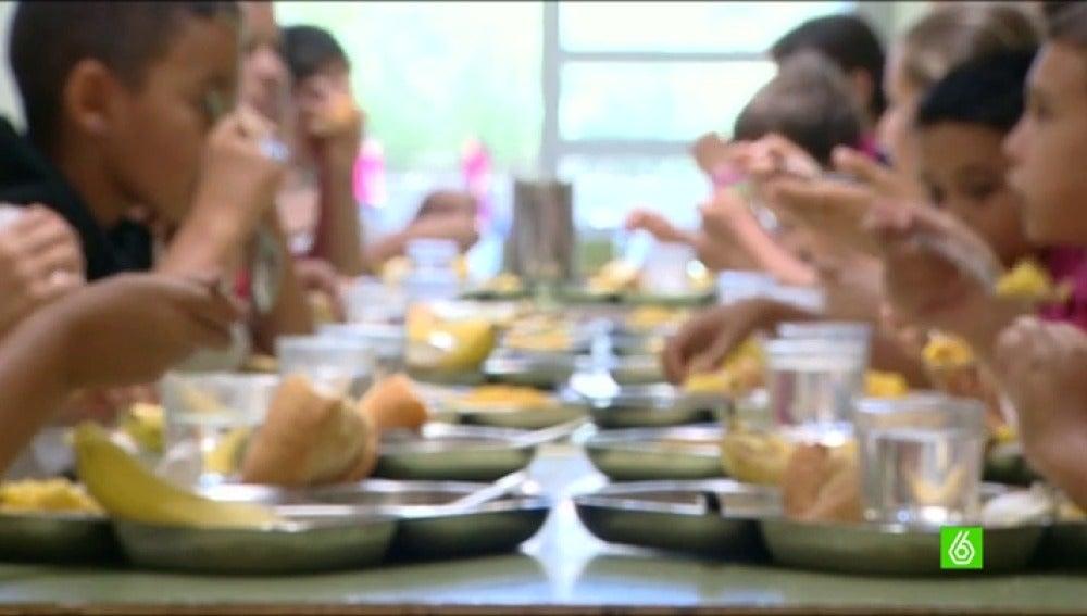 El cierre de los comedores escolares, la \'penitencia\' de muchas familias  esta Semana Santa