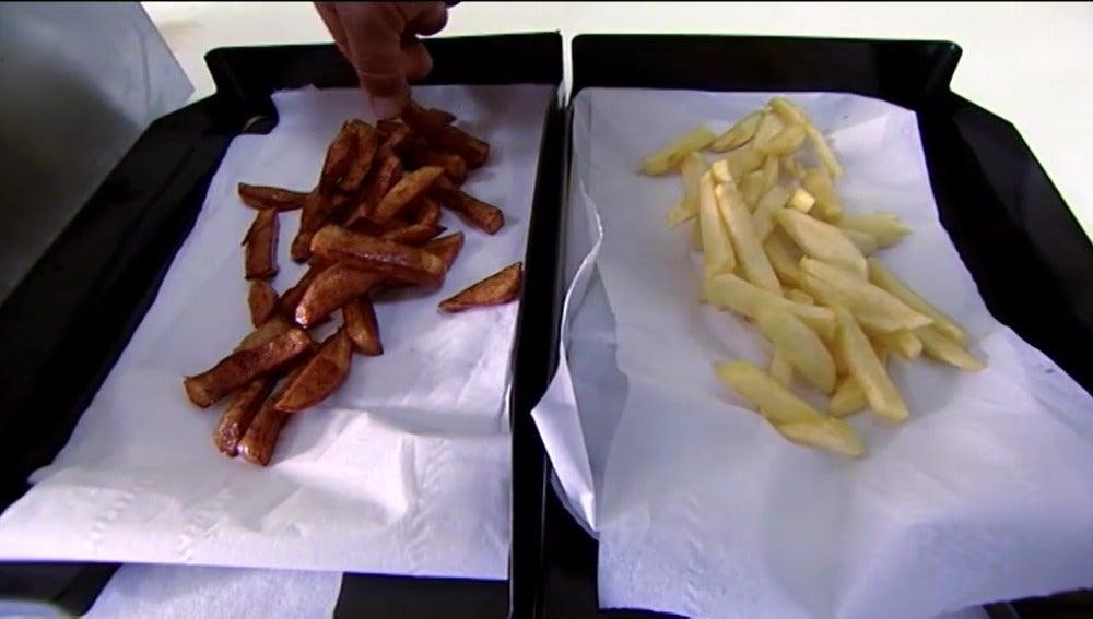 Diferencias entre la patata española y la francesa