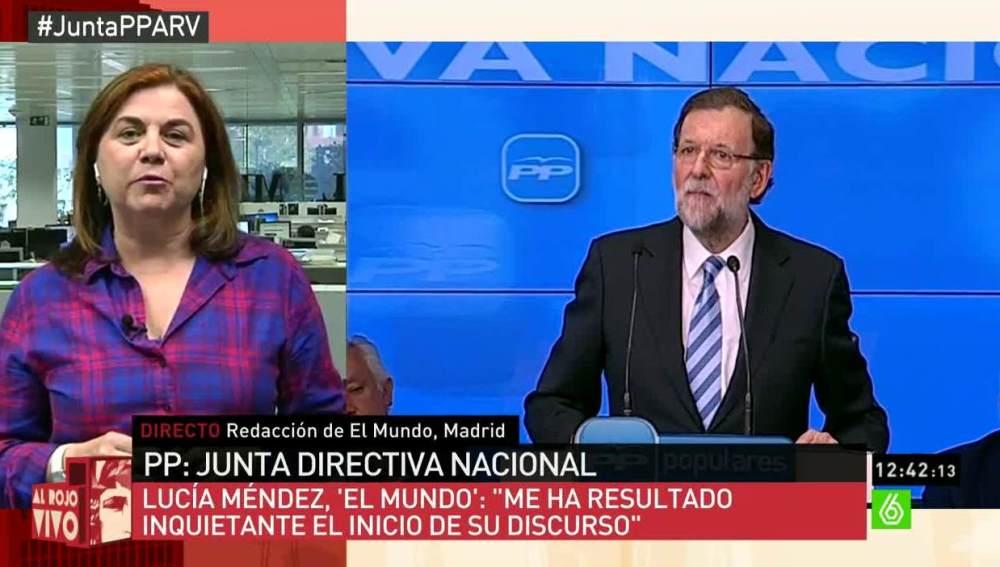 Lucía Méndez en ARV