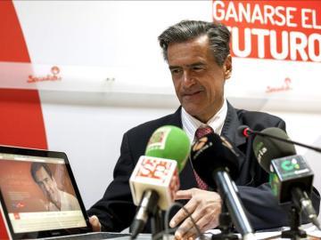 El exministro López Aguilar en una imagen de archivo