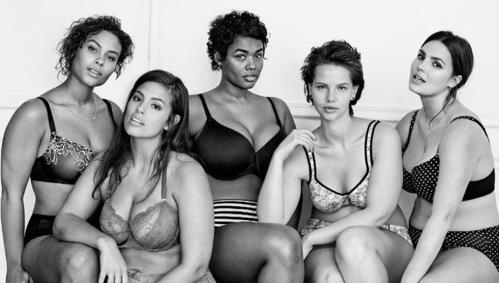 Campaña a favor de las mujeres con curvas de Lane Bryant