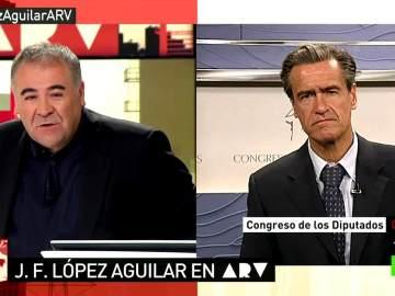 López Aguilar en ARV