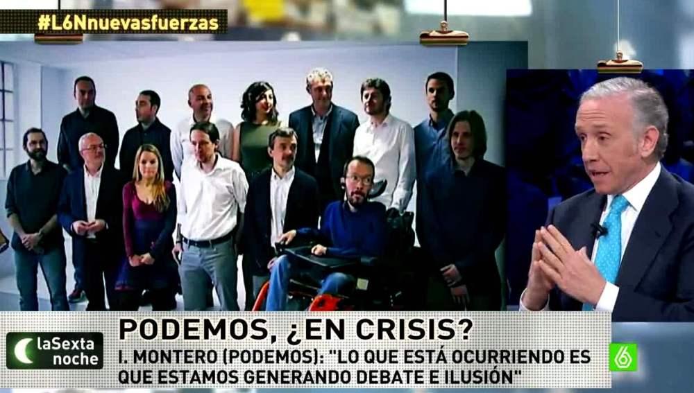 Eduardo Inda habla sobre la financiación de Podemos