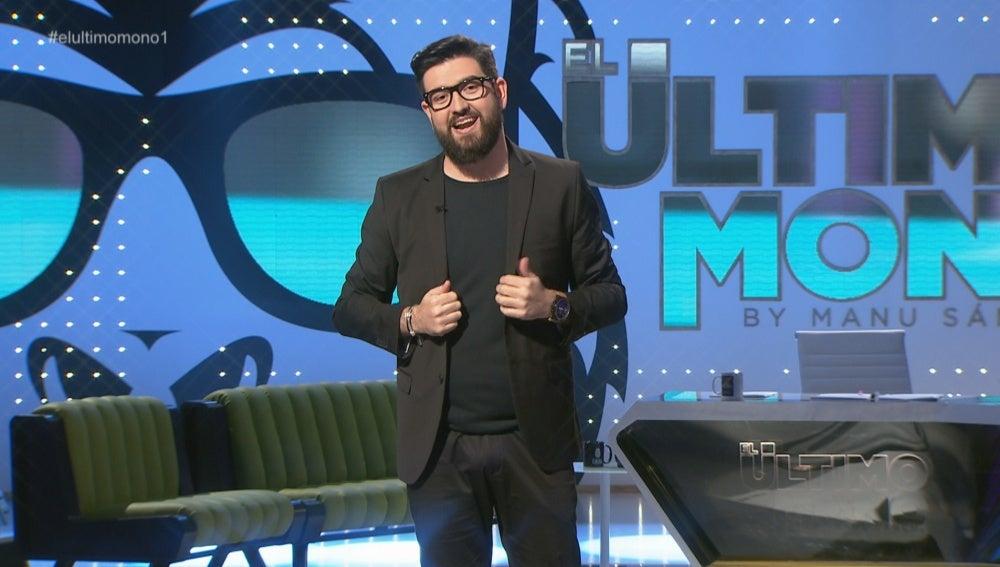 Manu Sánchez en 'El Último Mono'