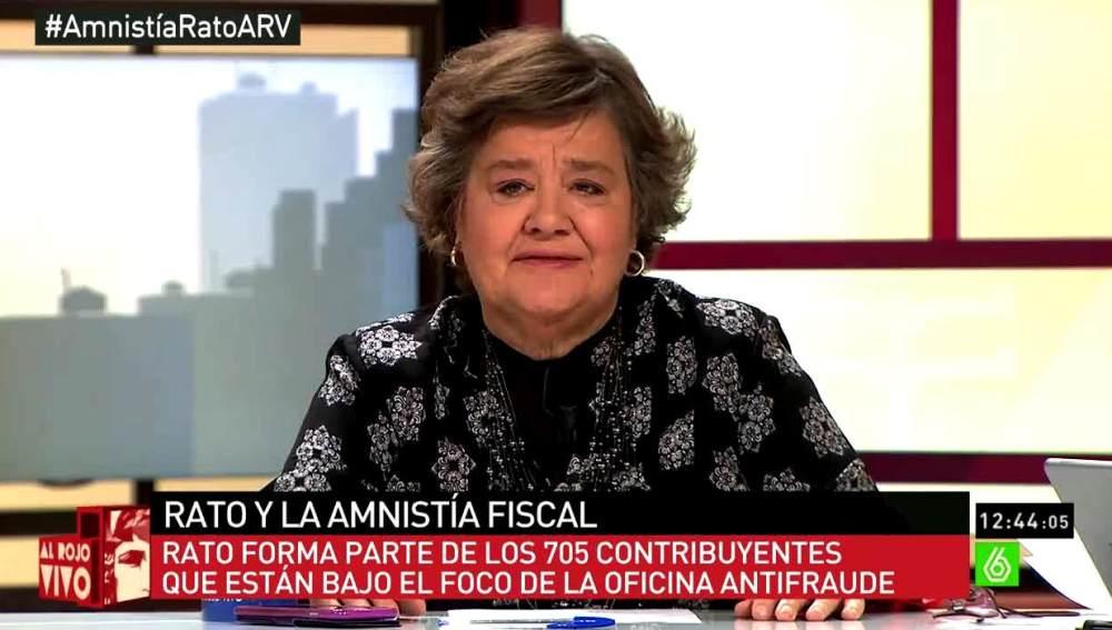 Cristina Almeida en ARV