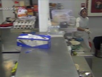 Tensión en la cocina del 'Karma'