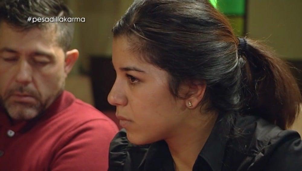 Nihad habla de la situación del 'Karma' con Chicote