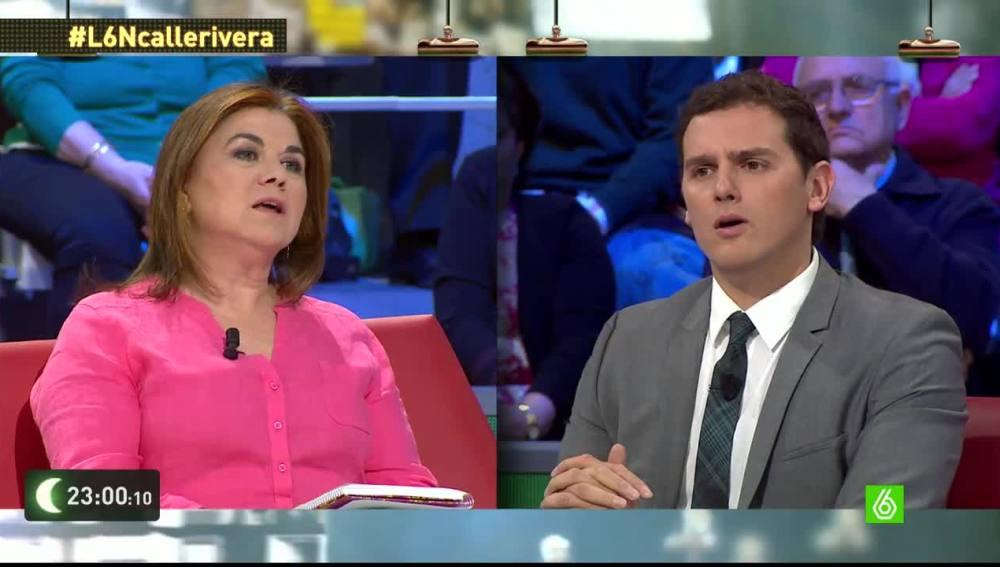 """Albert Rivera: """"Soy partidario que se publiquen los 705 nombres de las personas investigadas por Hacienda"""""""