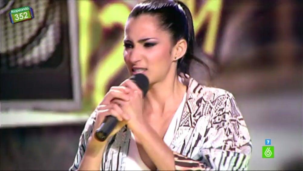 Alba Flores en 'Tu playback me suena'
