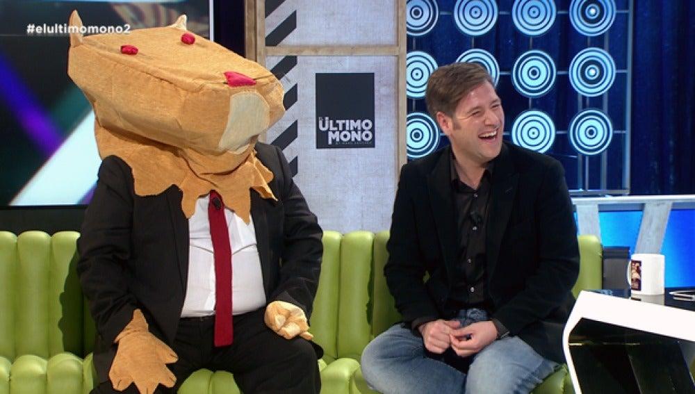 'León come gamba', en 'El Último Mono'