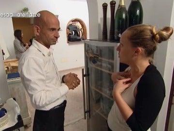 """Valentina abandona el servicio: ¿Sabes dónde me voy? A casa"""""""